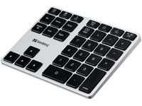 Bluetooth Numeric Keypad Alu